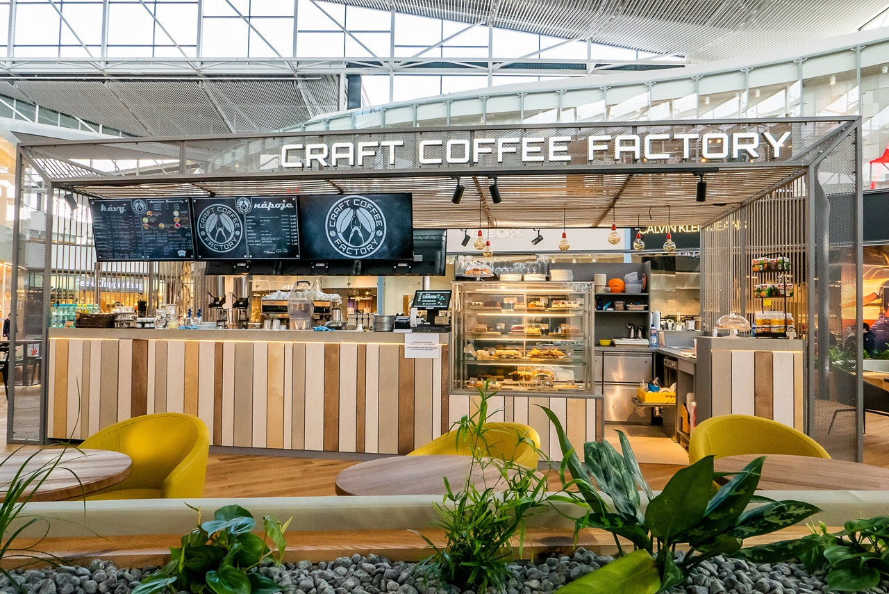 Craft Coffee Factory fotografia